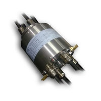 Explosion-proof slip rings