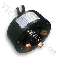 High current slip rings